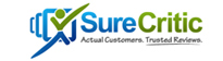 SureCritic | Actual Customers | Trusted Reviews
